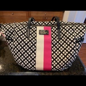 GUC - Kate Spade New York Adaira Diaper Baby Bag